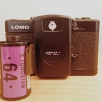 Lomography X Tungsten 64
