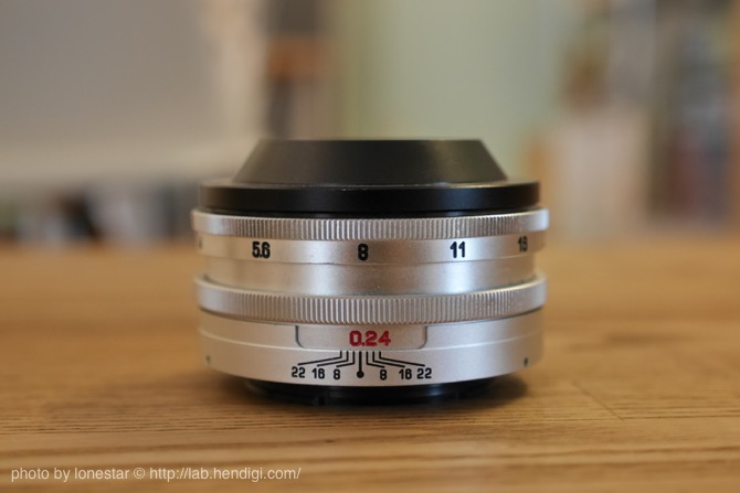 SLR Magic 28mm f/2.8 E-mount