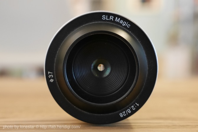 SLR Magic 28mm f/2.8