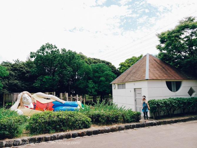 秋葉公園 ガリバー