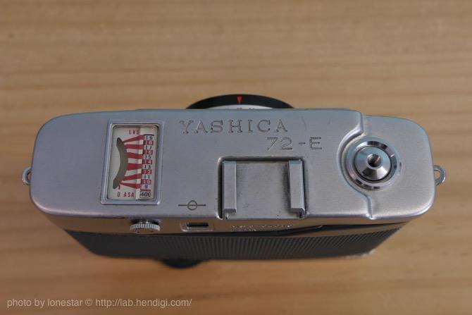 ヤシカ 72e
