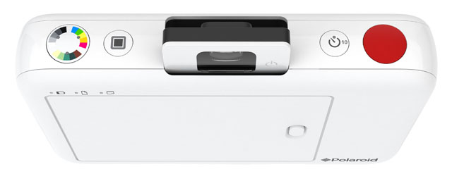 PolaroidSnap 背面