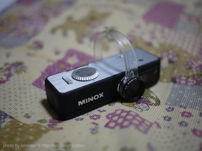 ミノックス デジタルスパイカメラ マクロ