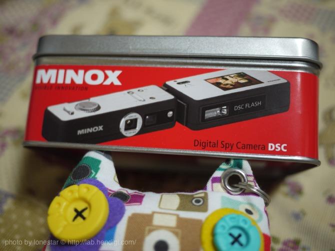 ミノックス デジタル スパイカメラ
