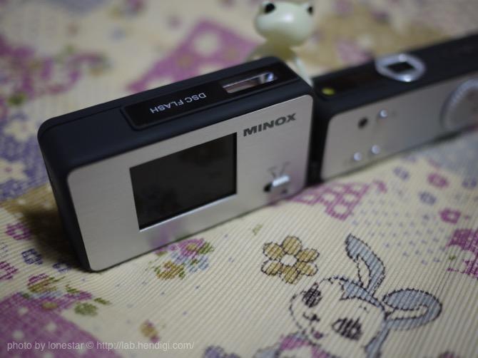 ミノックス スパイカメラ