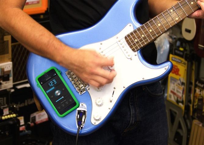 ギター iPhone