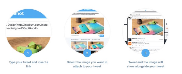 Twitshot - Tweet with an image