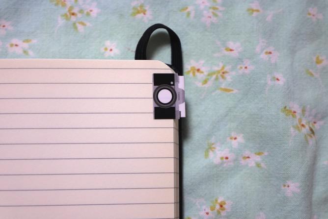 インデックスラベル カメラ
