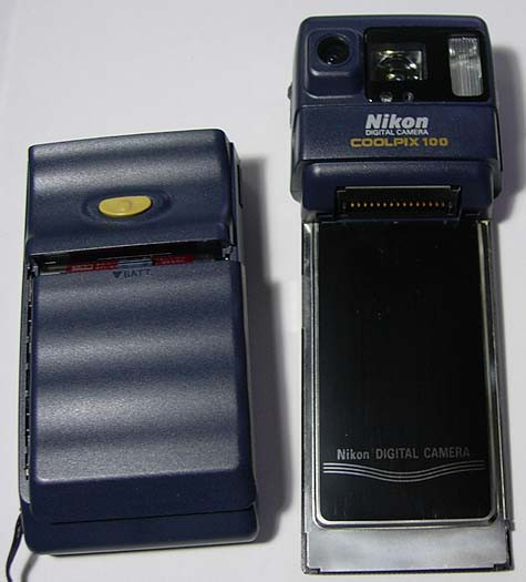 Nikon Coolpix 100