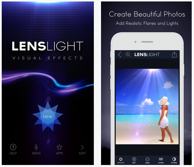 LensLight Visual Effects