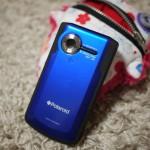 Polaroid デジタルカムコーダー DVF-130