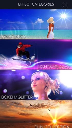 LensLight Visual Effects