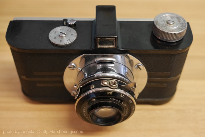 Argus A Series Camera