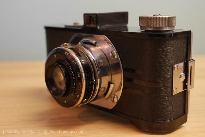 Argus A Series Camera:Ilex Precise