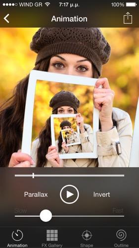 ドロステ アプリ
