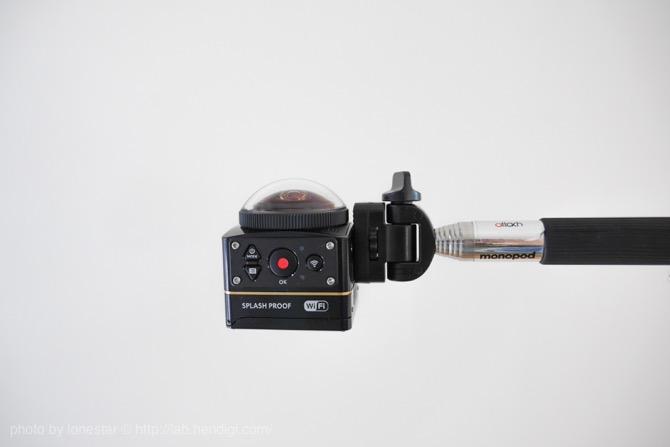 PIXPRO SP360 自撮り棒