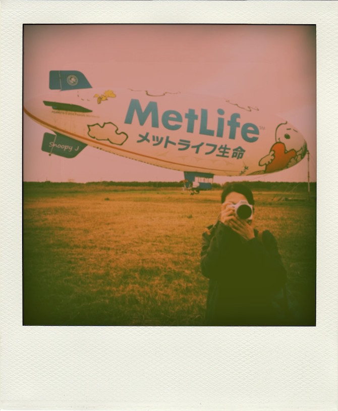 Poladroid 使い方