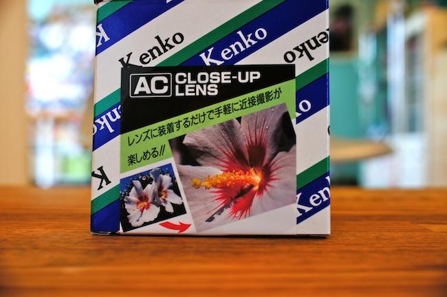 52mm ACクローズアップレンズ NO.2