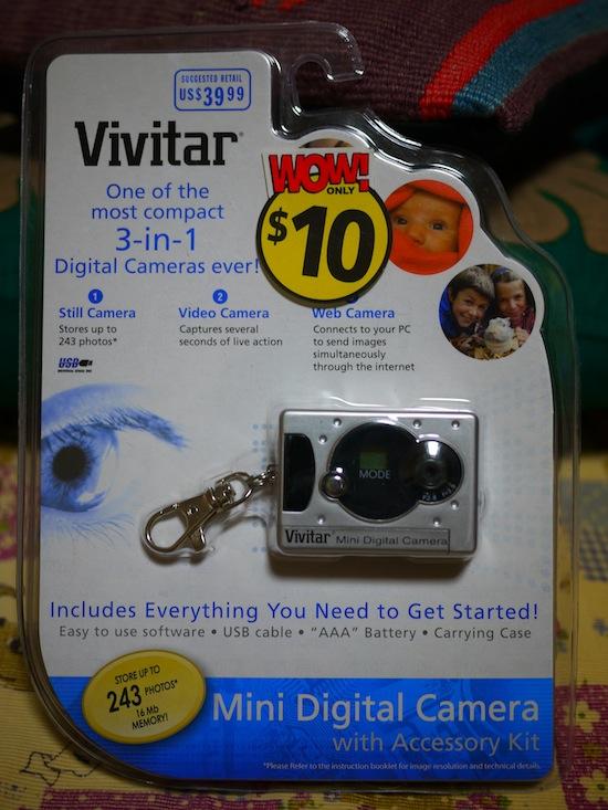 ビビター ミニ デジタルカメラ