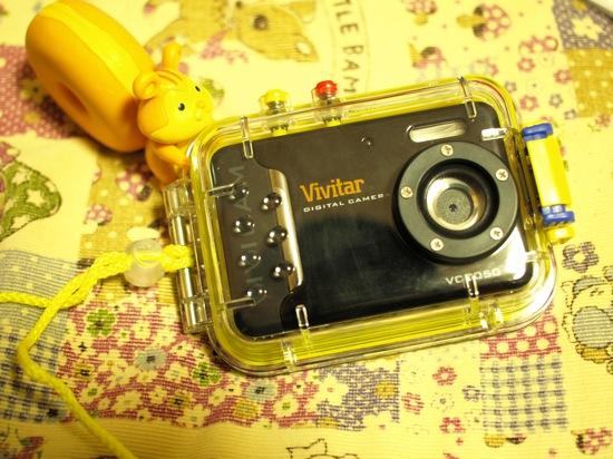 ViviCam 5050 防水ハウジング