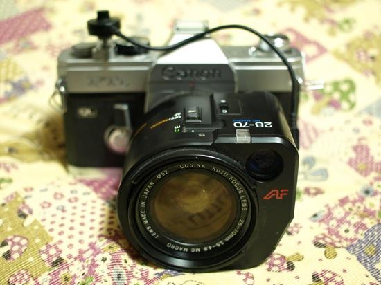 コシナ AF ZOOM LENS 28-70/F3.5-4.8