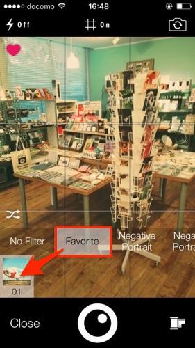 Analog Film カメラ
