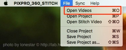 STITCH SOFTWARE For KODAK