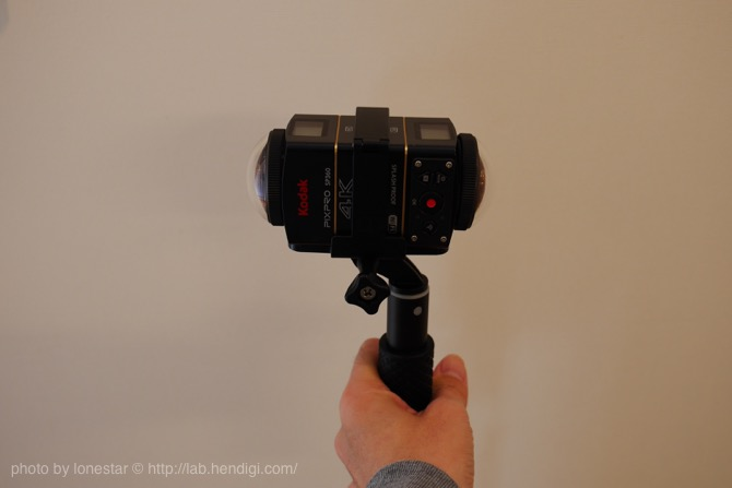 360度の全天球動画