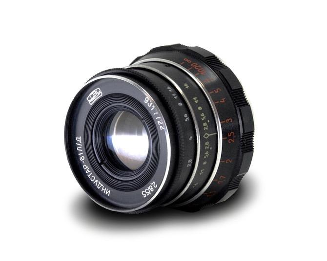 Industar-61 L/D 55mm f/2.8