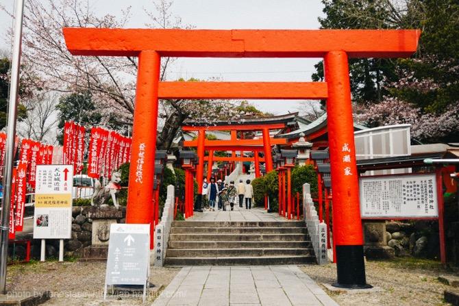 犬山城 猿田彦神社