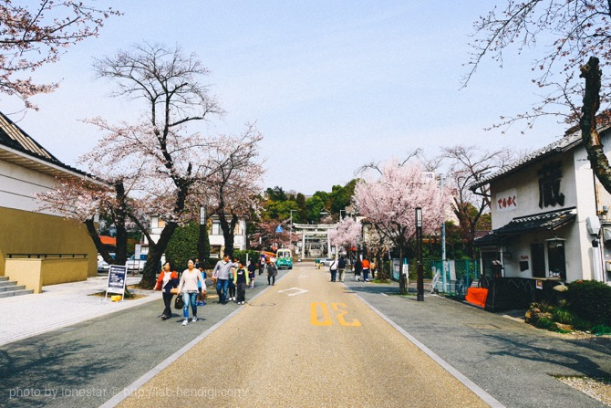 犬山 城下町