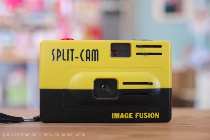 スプリットカム フィルムカメラ