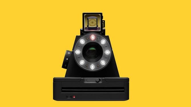 インポッシブル I-1 カメラ