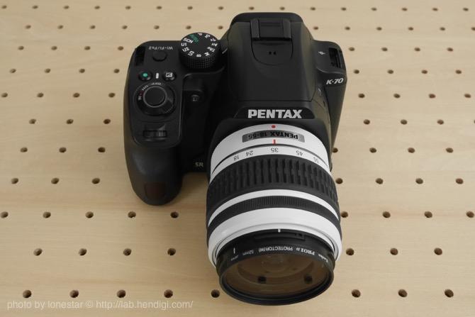 smc PENTAX-DA L18-55mmF3.5-5.6AL