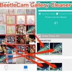 BeetleCam Gallery Cleaner