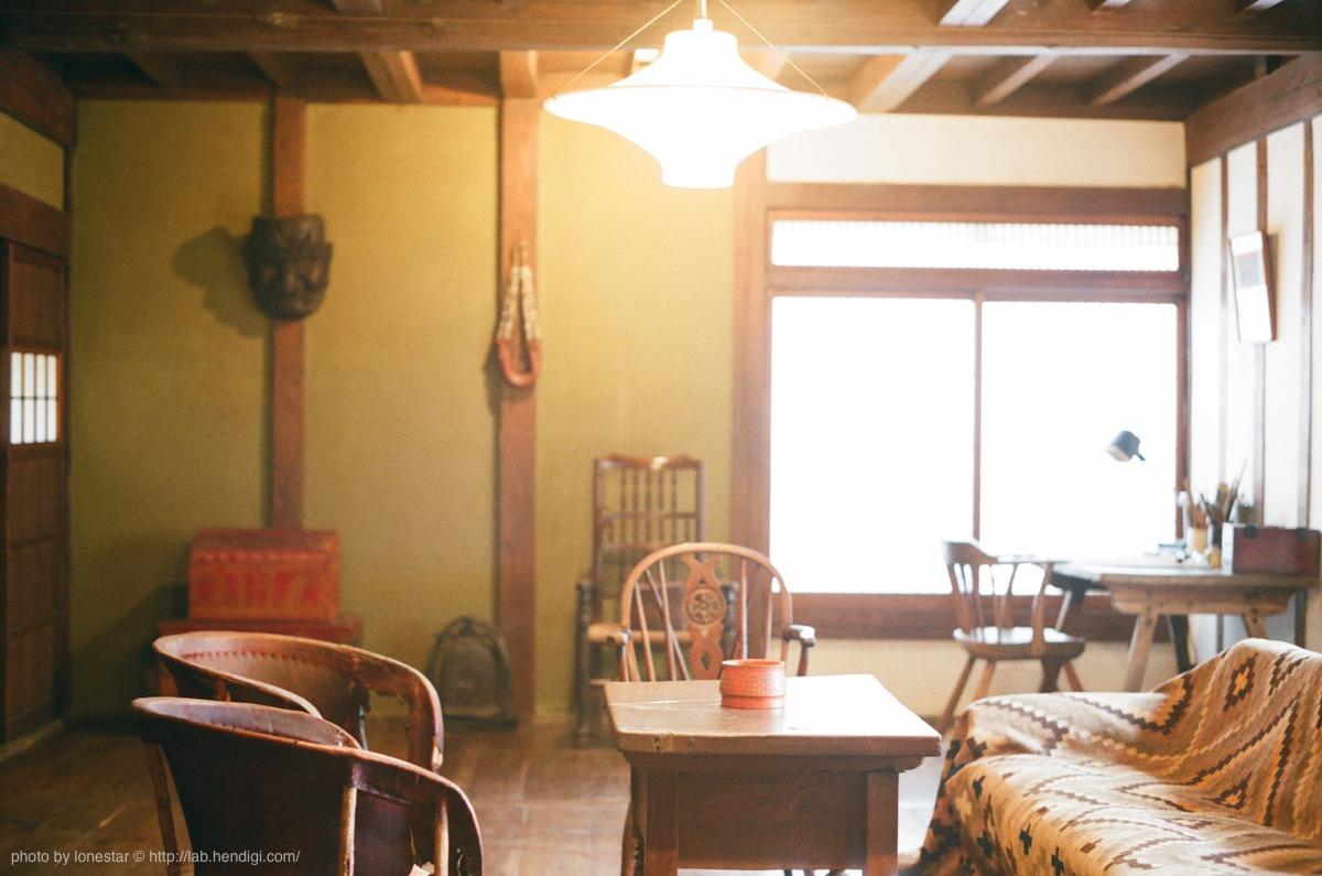 芹沢銈介の家