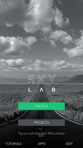 SkyLab Photo Editor