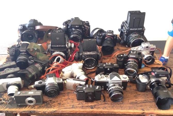 フォトウォーク カメラ