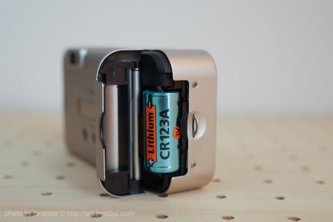 ティアラズーム 電池