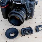 Nikon D750 ファインダー