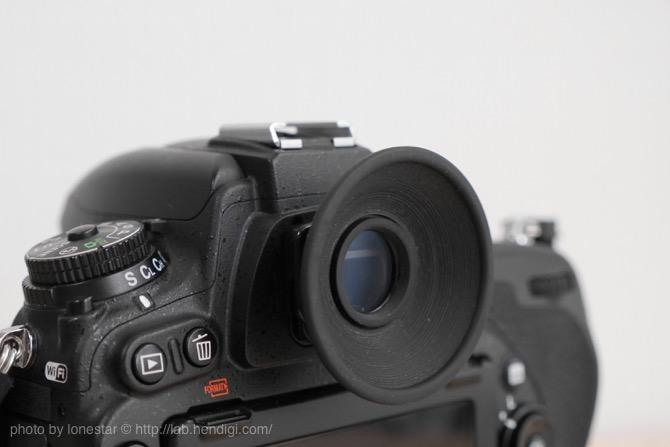 Nikon FA 目当てゴム DK-3