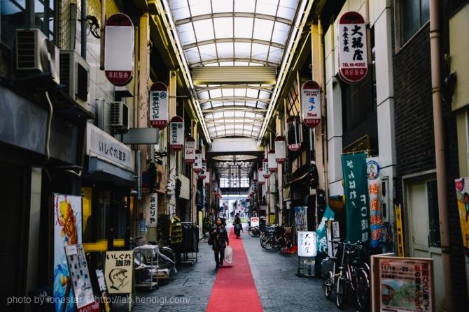 岐阜 商店街