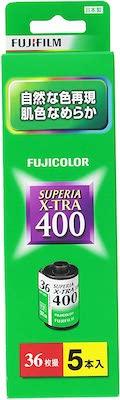 SUPERIA X-TRA 400