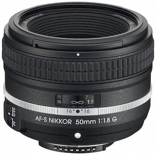 AF-S NIKKOR 50mm f/1.8G(Special Edition)
