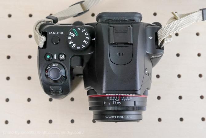 HD DA21mm Limited PENTAX K-70
