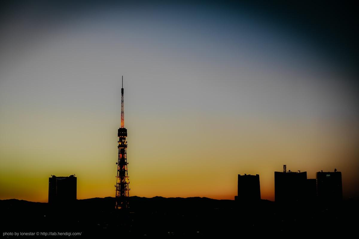 東京タワー 撮影スポット 夜景