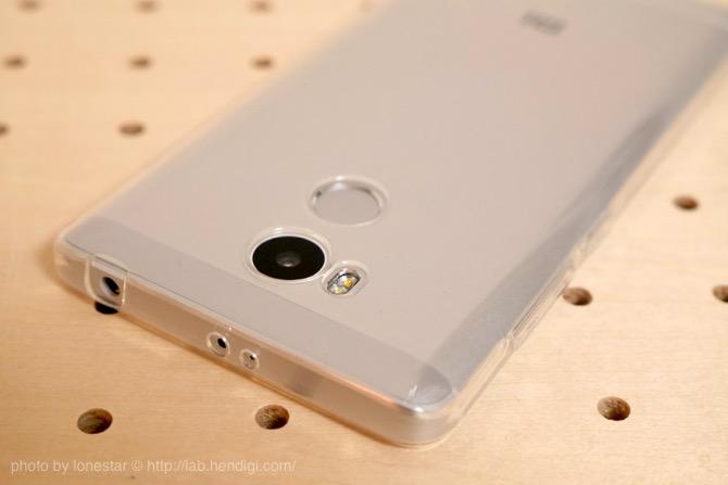 Xiaomi Redmi 4 ケース