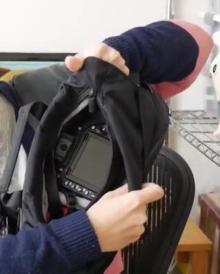D750 カメラバッグ メッセンジャー