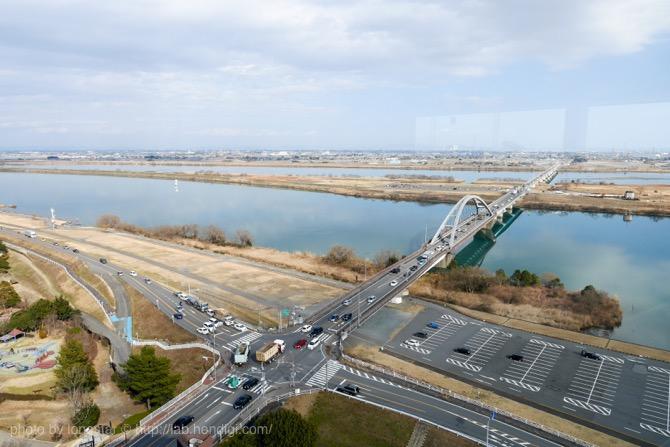 木曽三川公園 展望タワー