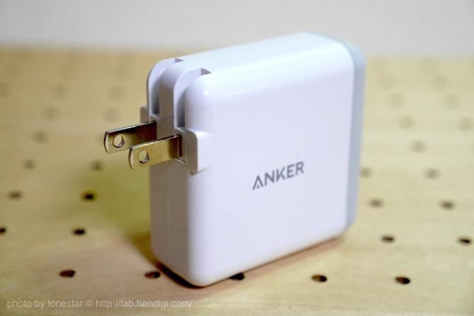 アンカー 充電器